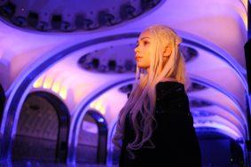 В московском метрополитене показали премьерную первую серию нового сезона «Игры престолов»