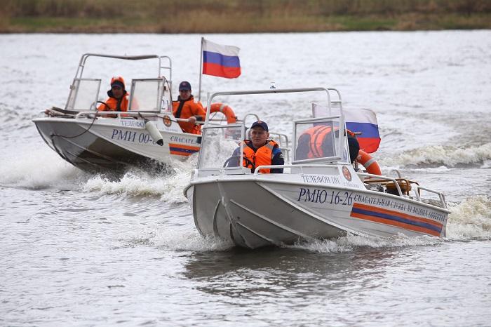 Спасены пять человек на водоемах Москвы
