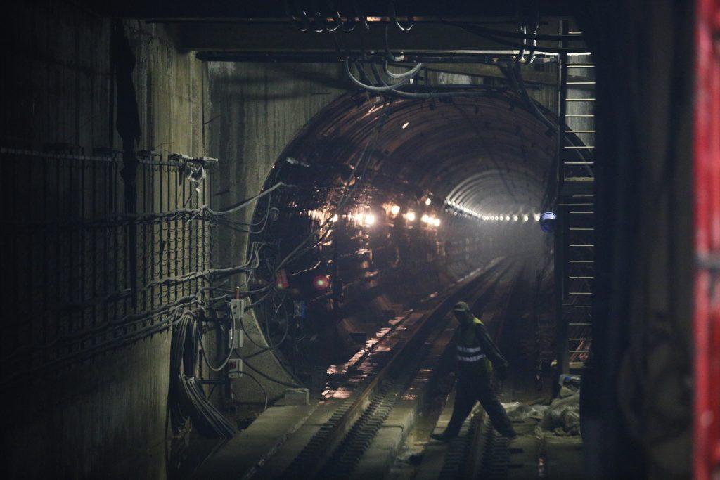 Более 30 станций планируется построить на Третьем пересадочном контуре