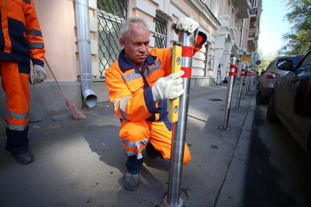 Жители Щаповского получат новые парковки