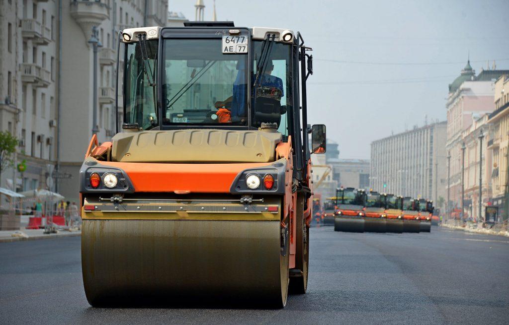 Улицу Сретенка в центре Москвы закроют для автомобилистов
