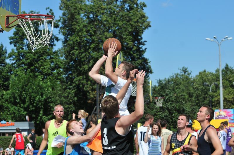 Порядка 180 тысяч человек побывали на городском празднике «Московский спорт»