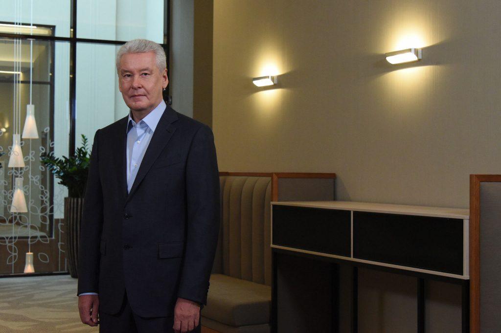 Собянин: В 2017 году в Москве будет построено 11 гостиниц