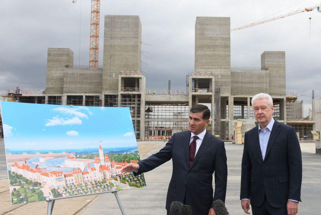 Парк «Остров мечты» обеспечат транспортной инфраструктурой – Собянин