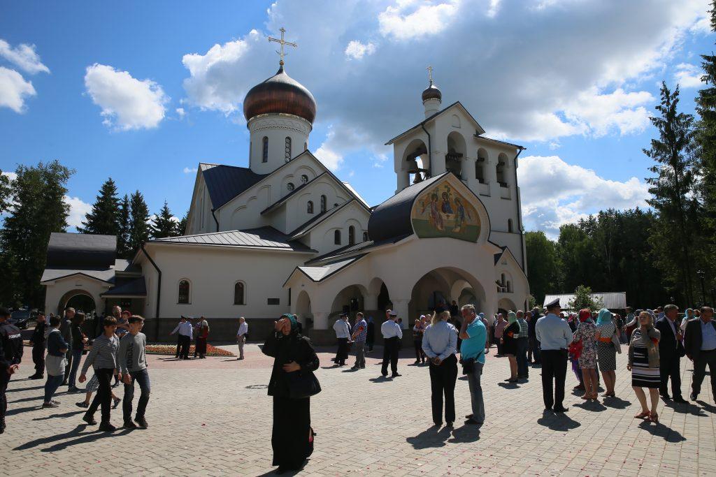 23 июля, Троицк. Фото: Владимир Смоляков