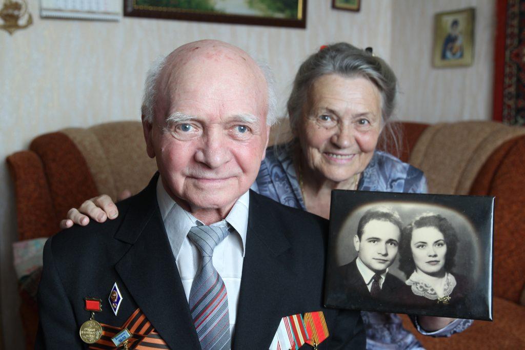 Свадьба — чистый изумруд. 55 лет семейного счастья