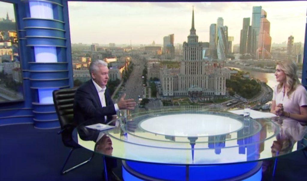 Сергей Собянин: Более миллиона москвичей будут участвовать в программе реновации