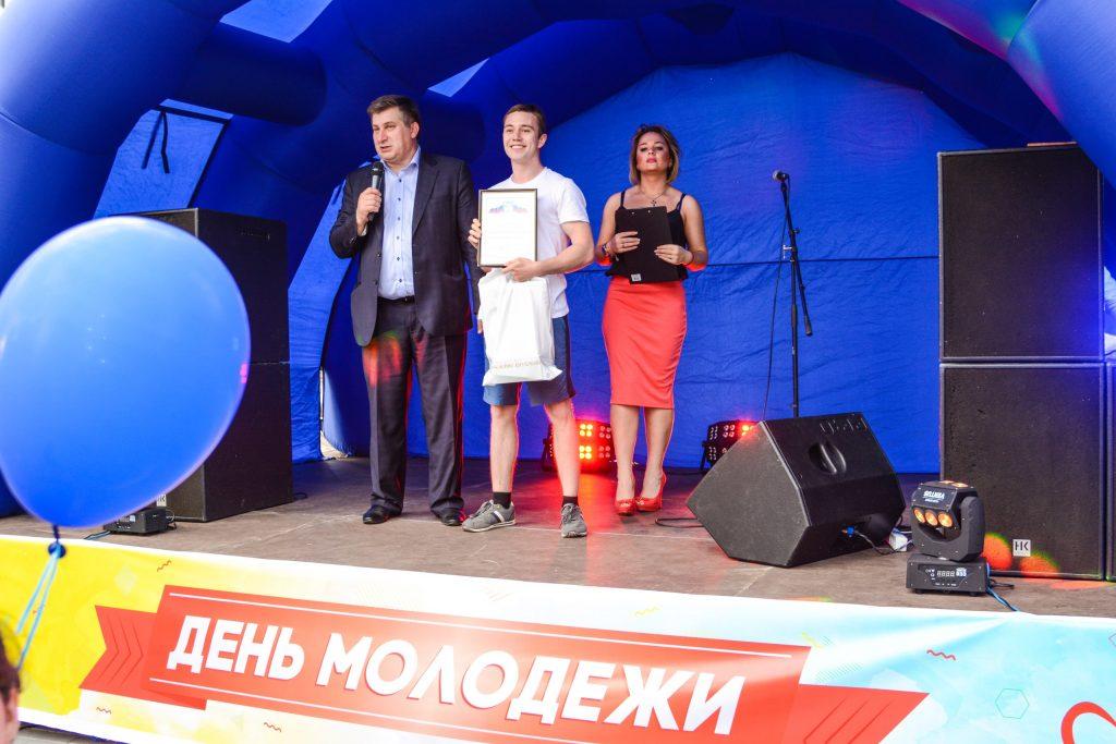 Победителей фотоконкурса «5 лет ТиНАО» наградили во Внуковском
