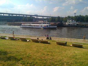 Роспотребнадзор выявил пригодные для купания зоны отдыха в столице. Фото: «Вечерняя Москва»