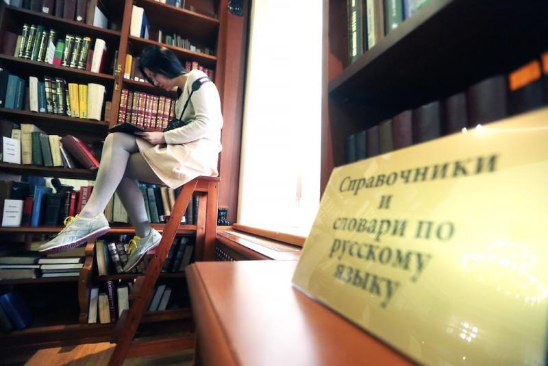 Библиотеки новых округов поздравят читателей в свой пятилетний юбилей