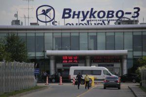 Данные о задержке или отмене рейсов во «Внуково» не предоставлены. Фото: Сергей Шахиджанян