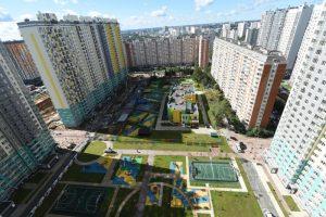Строительство Москвы идет полным ходом. Фото: архив, «Вечерняя Москва»