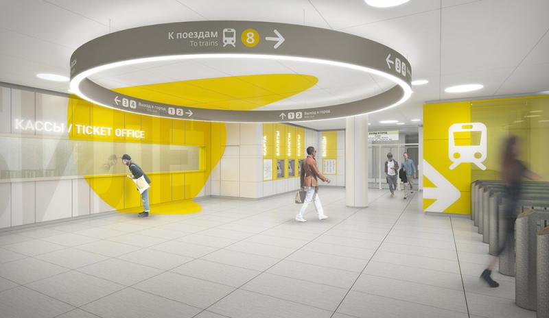 В Москве стартовала отделка станций метро «Солнцево» и «Новопеределкино»