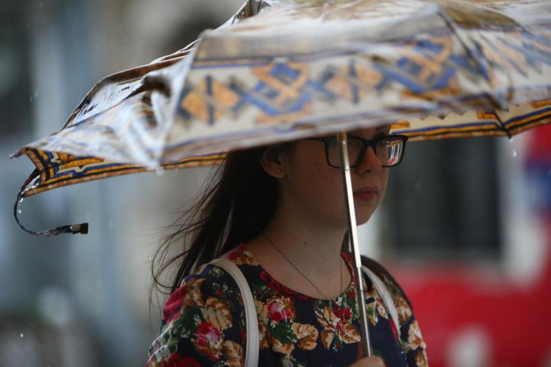 Кратковременные дожди пройдут в Москве 1 июля