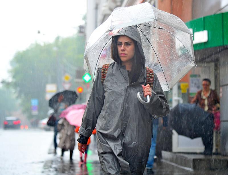 На среду в Москве прогнозируют опасную погоду