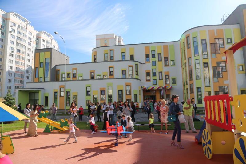 Инвесторы возведут шесть детских садов в Сосенском до 2021 года