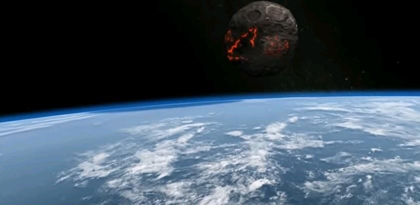 Землян напугали гигантским астероидом на 1 сентября