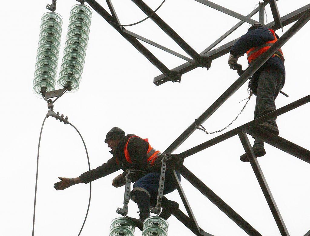 Ремонт электросетей в Новой Москве опережает график