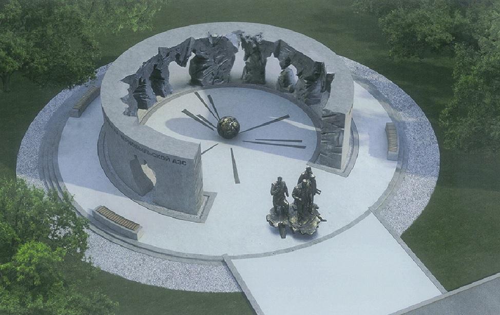 Памятник ликвидаторам чернобыльской аварии установят в Москве