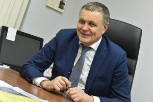 Глава Департамента развития новых территорий Владимир Жидкин. Фото: Владимир Новиков