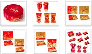 Жители столицы выбрали лучшие упаковки для конфет «Москва»