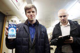 Пассажиры метро интересуются IT-сферой, компьютерами, транспортом и досугом. Фото: Анна Иванцова