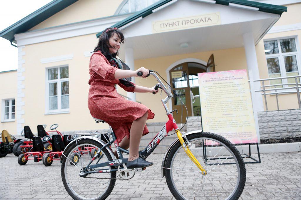 Москва обогнала Париж и Нью-Йорк «на велосипеде»