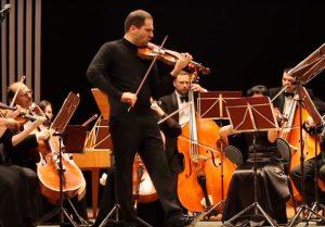 В Москве простятся со скрипачом Дмитрием Коганом