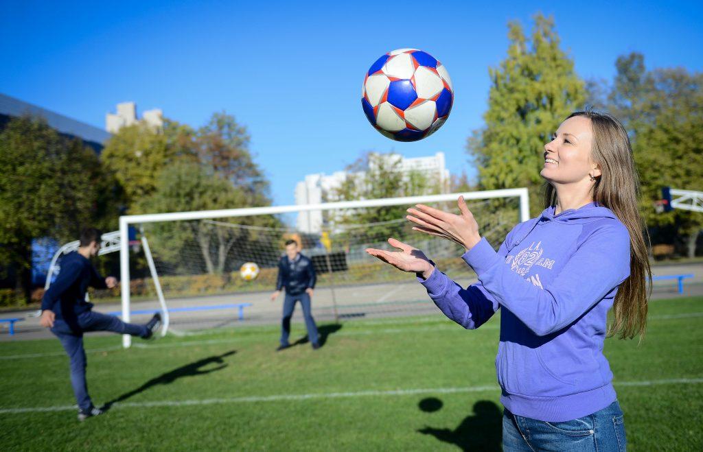 Новое футбольное поле появится в Марушкинском