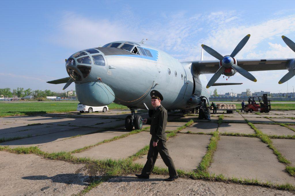 Москва разгонит облака военными самолетами на День города