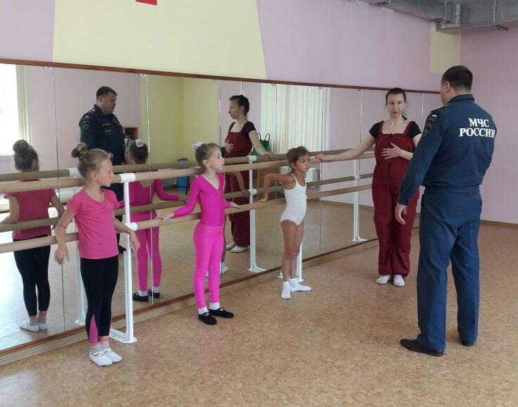 Акция «Лето БЕЗопасности»: малышам Щербинки напомнили об осторожности