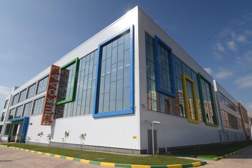 Более 300 детских садов построят в Новой Москве к 2035 году