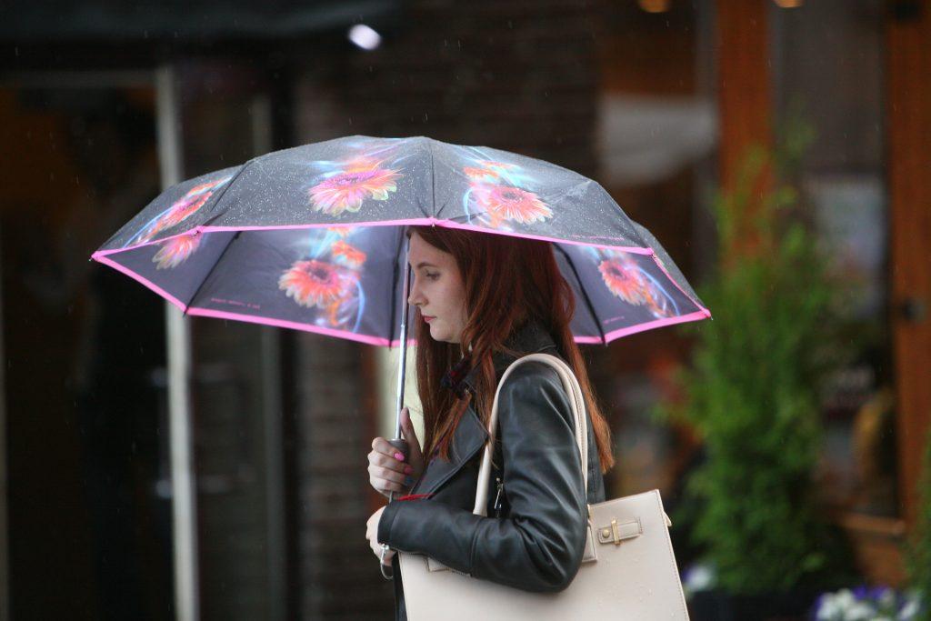 На четверг в Москве объявили «желтый» уровень опасности погоды