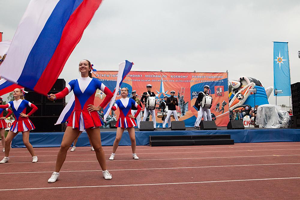 Чемпионат по боевому развертыванию состоится в Москве