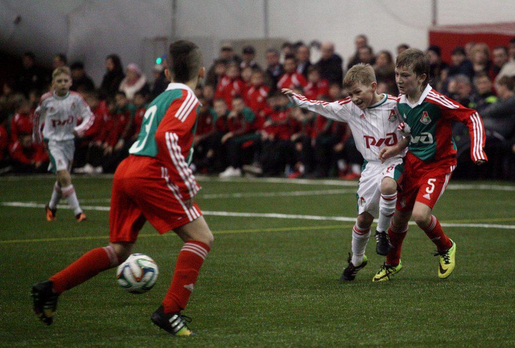 Московский стадион «Локомотив» изменил название