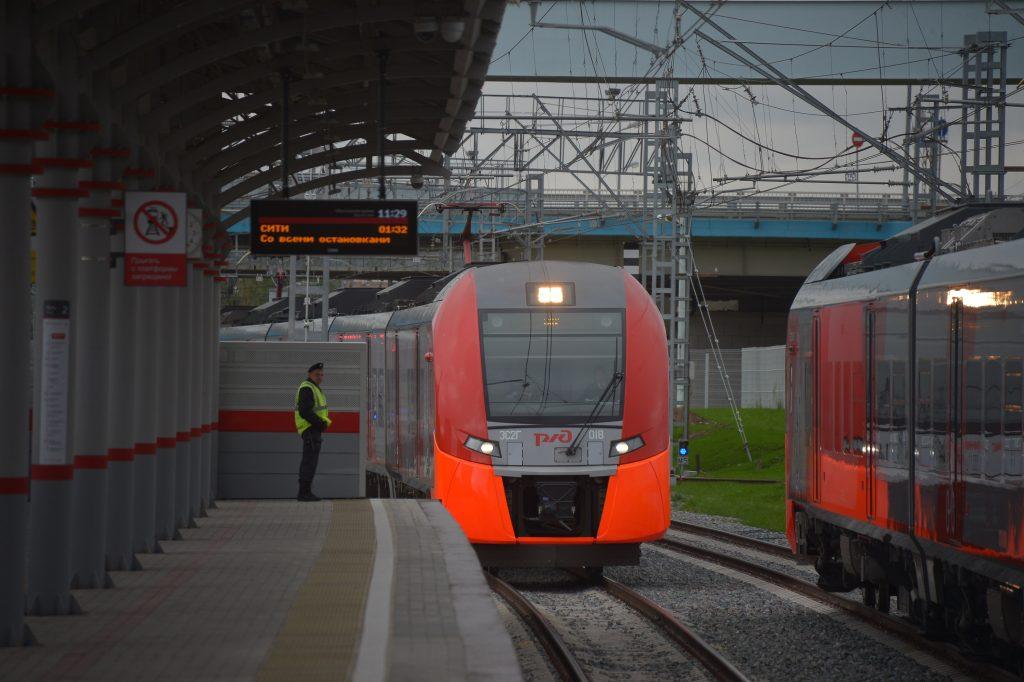 Новые остановки введут для двух поездов на Киевском направлении МЖД