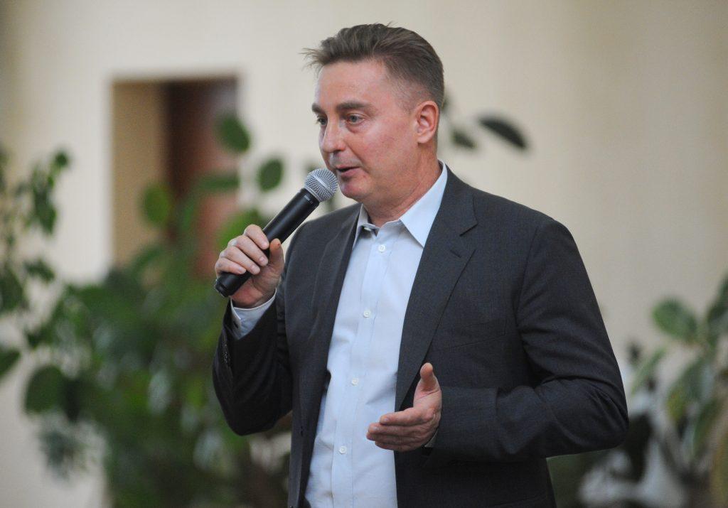 Антон Кульбачевский открыл эко-фестиваль «День леопарда»