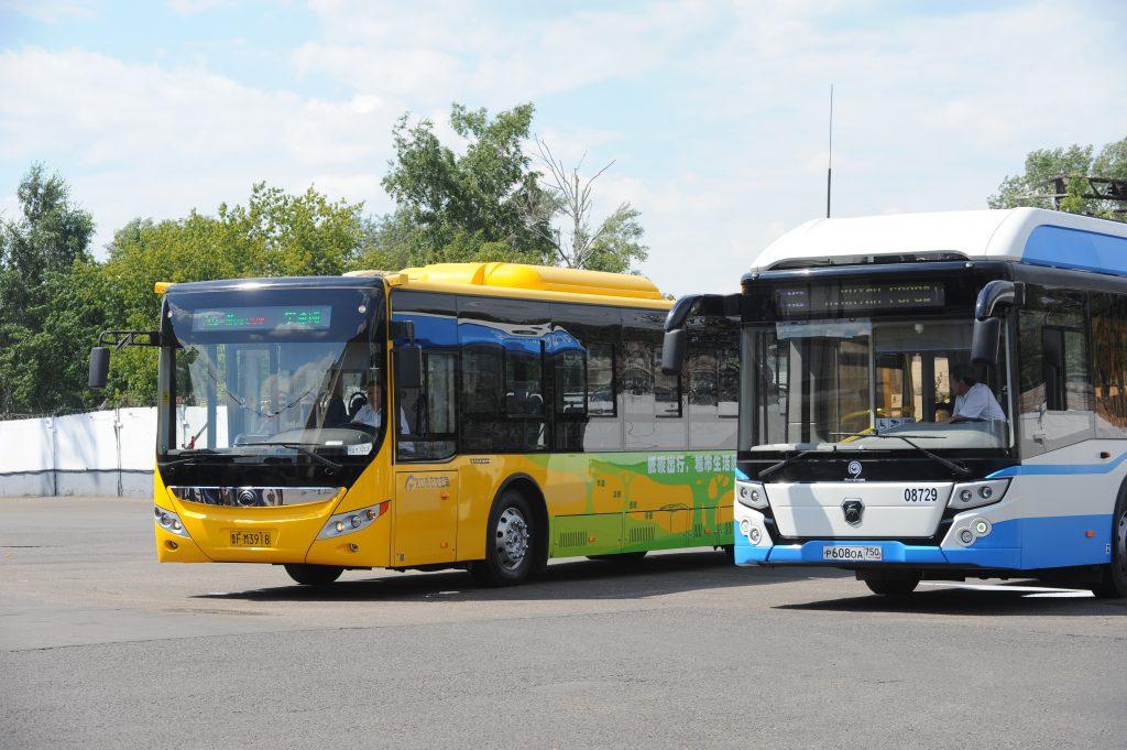 Вместо административного здания Щербинка может получить новую автобусную площадку