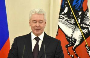 Сергей Собянин объявил о запуске поезда «Москва»