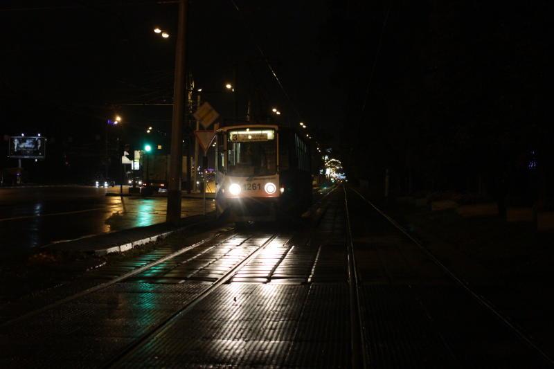 Жители столицы стали чаще ездить на общественном транспорте ночью