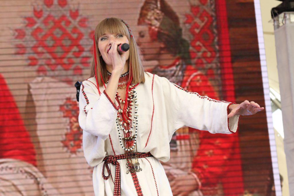 Фестиваль «Народы Москвы» вызвал ажиотаж на Поклонной горе