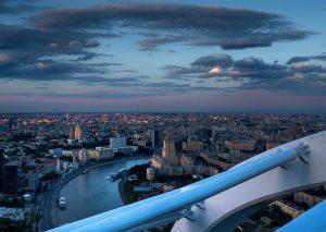 Эксперты предсказали Москве отсутствие пробок и потепление