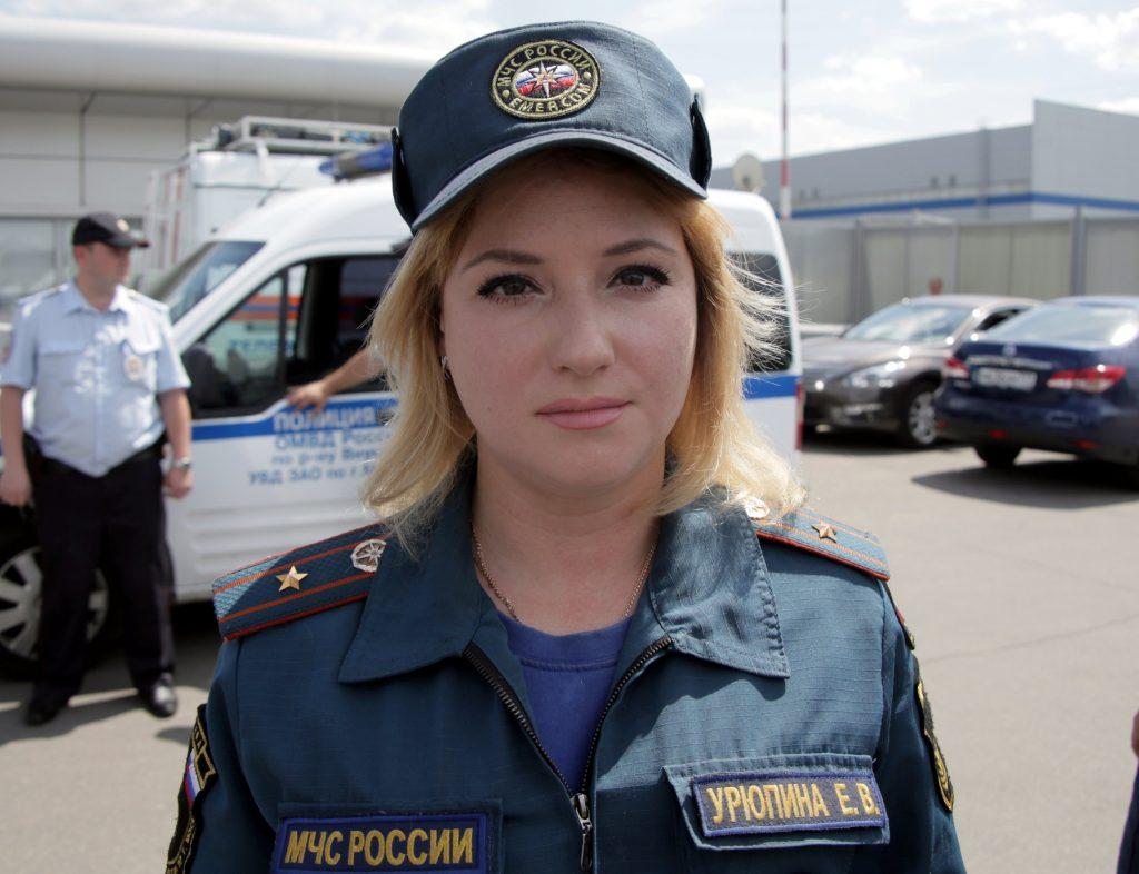 Действия при авиакатастрофе отработали в аэропорту Внуково