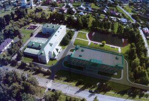 Реконструкцию школы проведут в Кленовском. Фото: пресс-служба Москомархитектуры