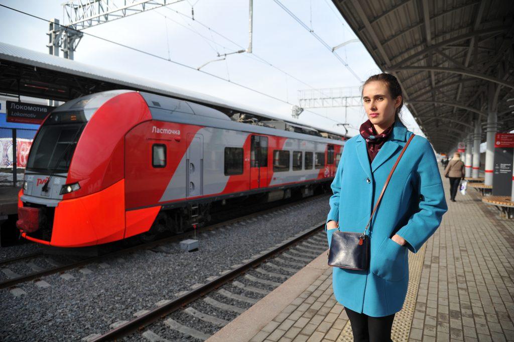 Власти Москвы соединят МЦК с четырьмя железными дорогами