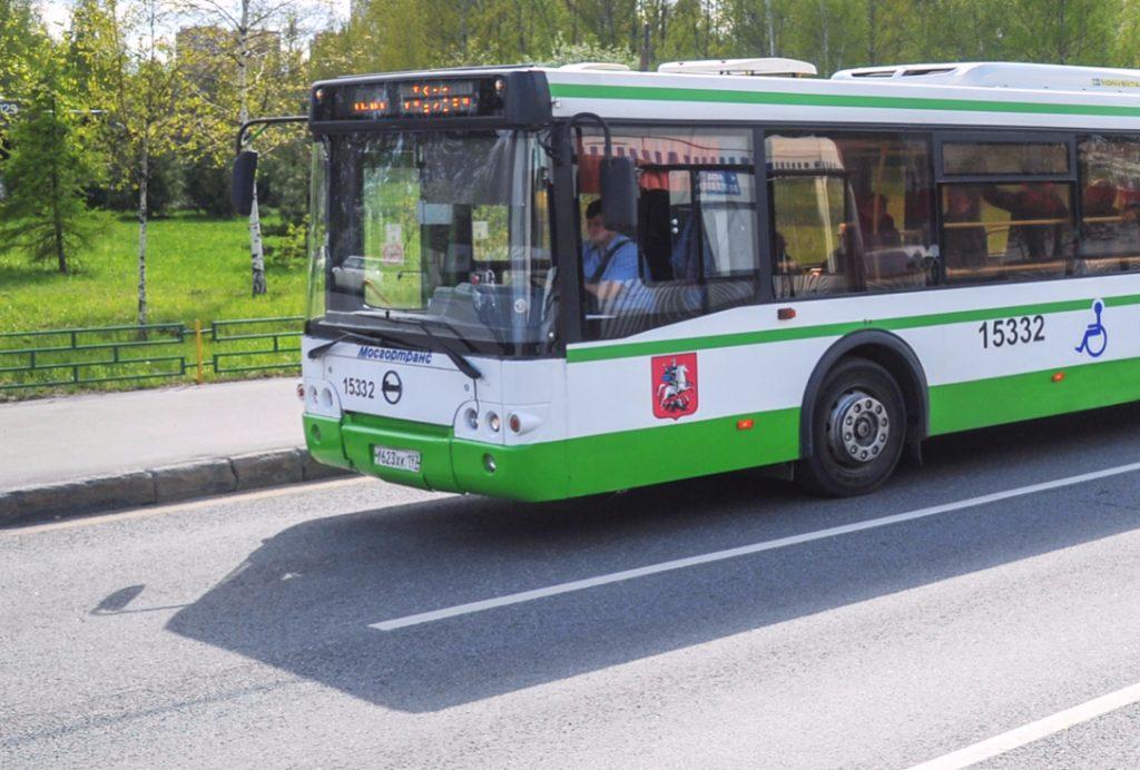 Автобус №707к сменил номер на 507
