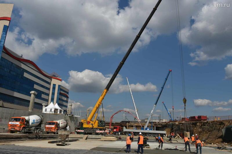 Строители тоннеля Северо-Восточной хорды освободили Щелковское шоссе