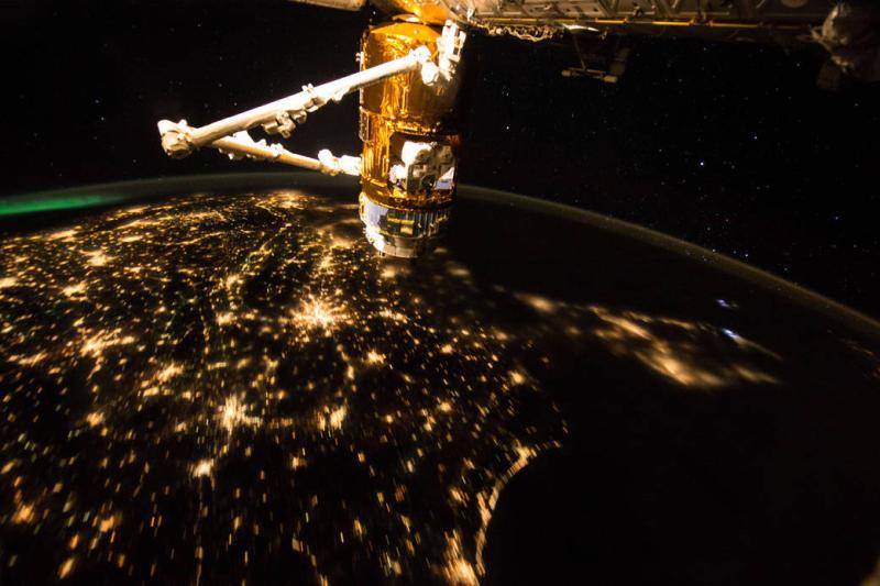 Систему связи на МКС восстановили после сбоя