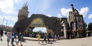 ЗАГС примет заявки на бракосочетание в Московском зоопарке