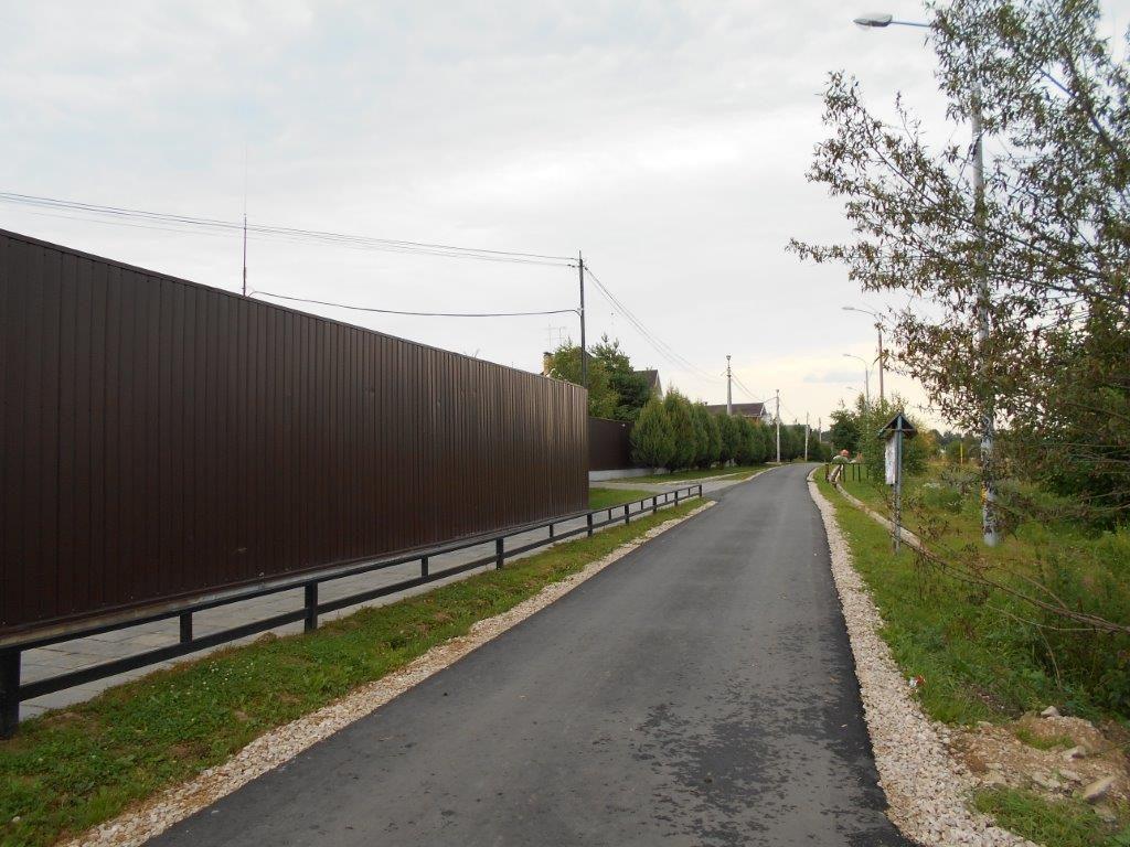 Ремонт дорог завершается в Щаповском. Фото: администрация поселения